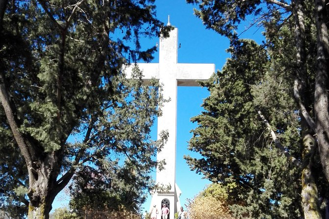 big cross at filerimos hill