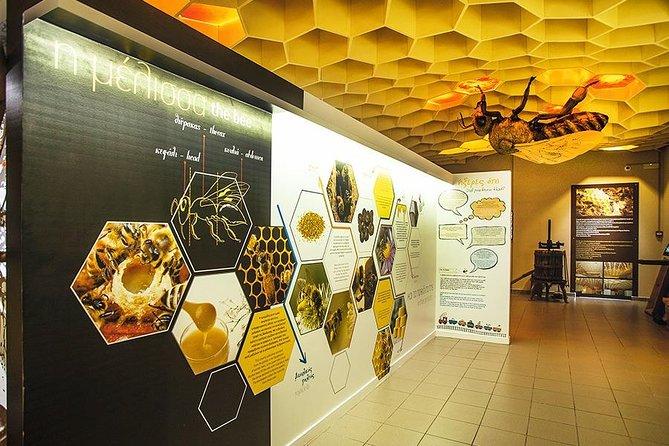 giant bee in bee museum