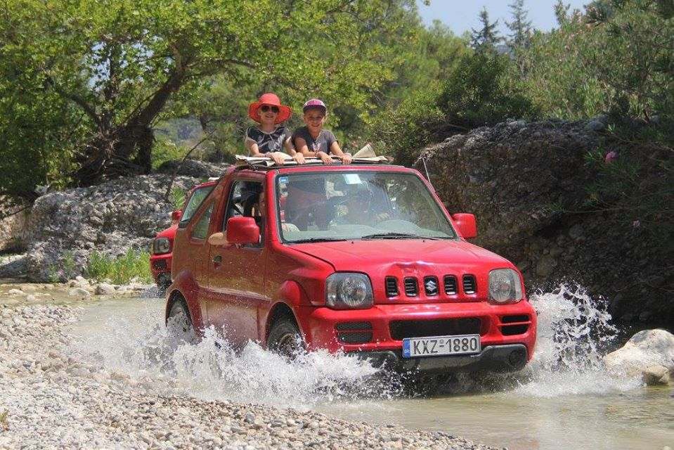 jeep safari in rodos