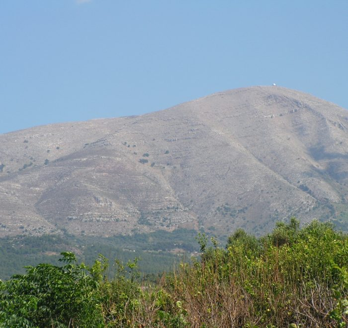 attaviros or attavyros mountain