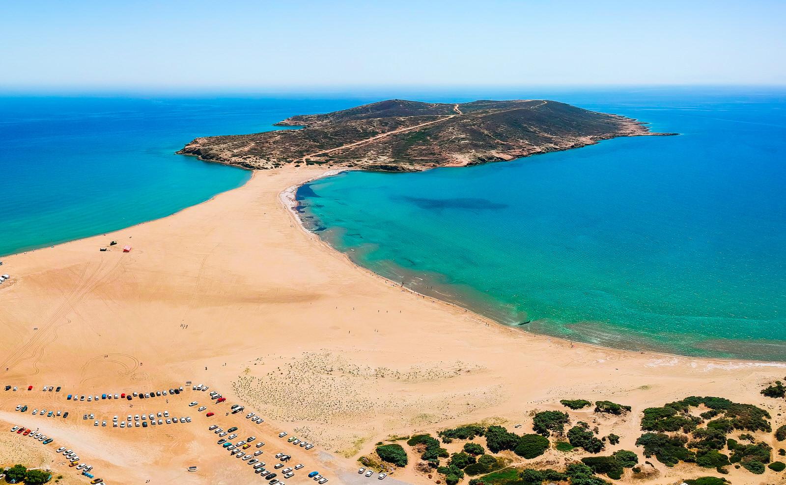 prasonisi beach