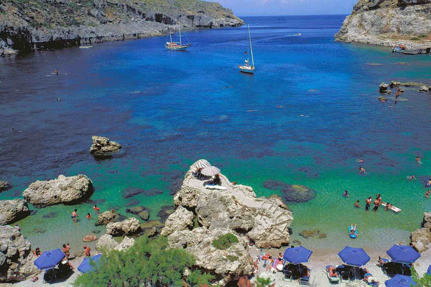 half day private cruise to anthony quinn bay