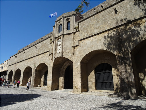 archaelogical museum of old town