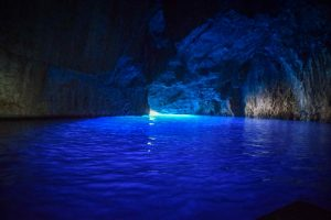 μπλε σπηλιά του καστελλόριζου