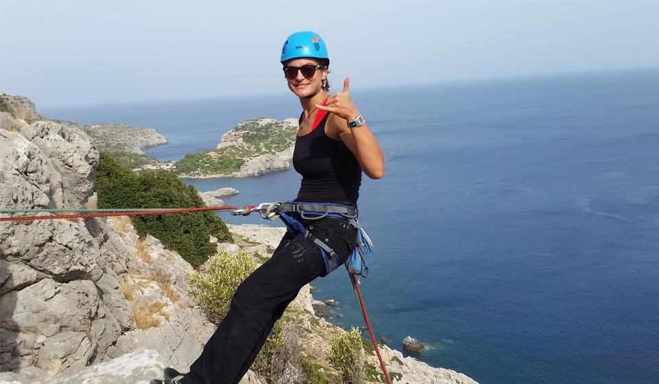 rock climbing in rhodes