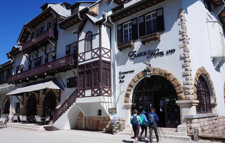 mountain profitis ilias hiking tours