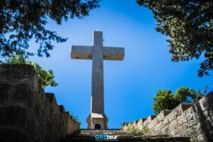 σταυρός της φιλέρημου